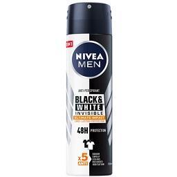 Desodorizante Spray Black & White Ultimate Impact