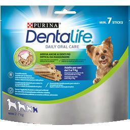 Snack de higiene oral diária para cão mini