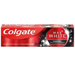 Dentífrico max white charcoal