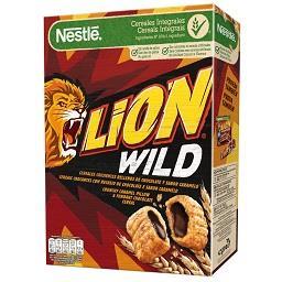 Cereais lion wild