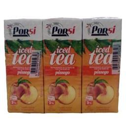 Ice tea, pêssego