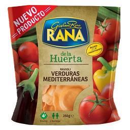 Ravioli Legumes Mediterrâneos