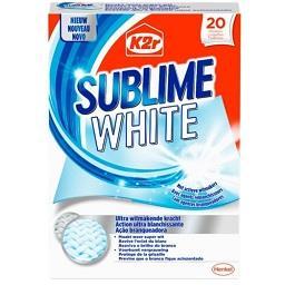 Toalhitas de Proteção Sublime White
