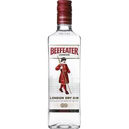 Gin dry beefeater