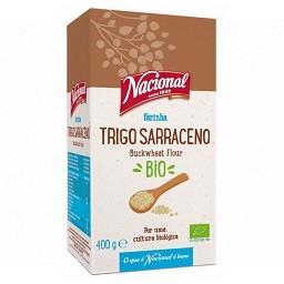 Farinha de Trigo Sarraceno Biológico
