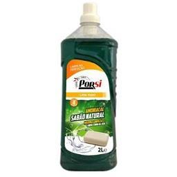 Lava tudo amoniacal sabão natural