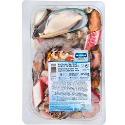 Preparado para arroz de marisco