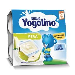 Alimento lácteo pera +6 meses