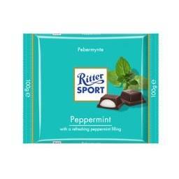 Chocolate pepermint