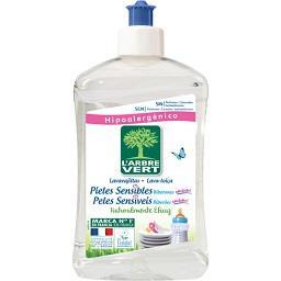 Detergente Liquido da Loiça Peles Sensíveis