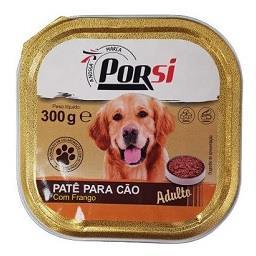 Comida húmida para cão de frango