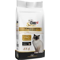 Ração seca para gato pro esterilizado