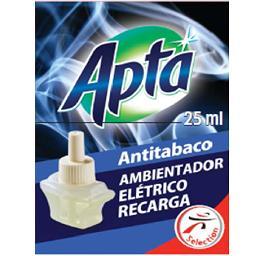 Recarga ambientador eléctrico, antitabaco