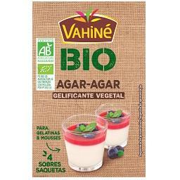 Bio agar-agar glificante vegetal