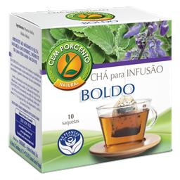 Chá infusão boldo