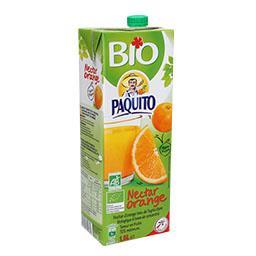 Néctar bio laranja