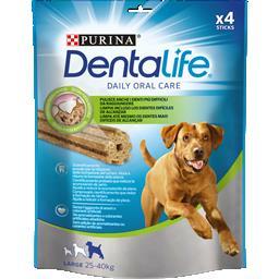 Snack de higiene oral diária para cão grande