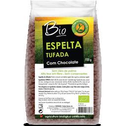 Espelta tufada chocolate bio