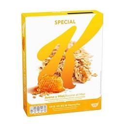 Special k aveia mel