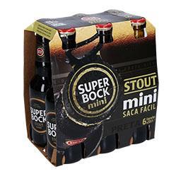 Cerveja c/ álcool stout