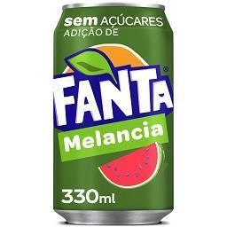 Refrigerante melancia sem açúcar edição limitada