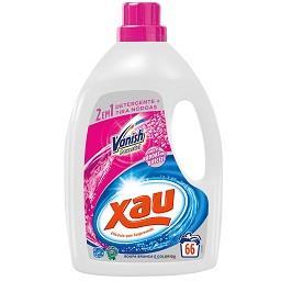 Detergente líquido máquina roupa pink