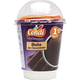 Bolo chocolate 1min 70g