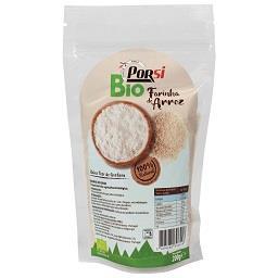 Farinha de arroz bio