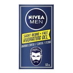 Gel hidratante pele e barba