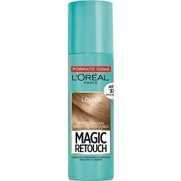 Magic Retouch Spray Retoca Raízes Louro
