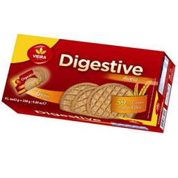 Bolacha digestive aveia 258g