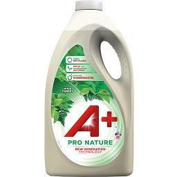 Detergente líquido máquina de lavar roupa pro nature