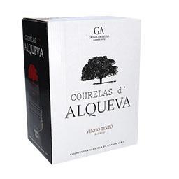 Vinho bag-in-box tinto