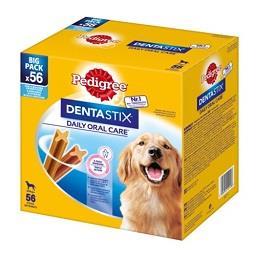 Snack para cão grande dentastix fresh