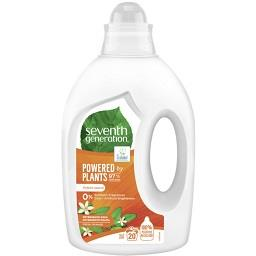 Detergente líquido máquina de roupa fresh orange con...