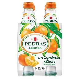 Água com gás tangerina