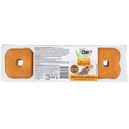 Biscoitos integrais chia