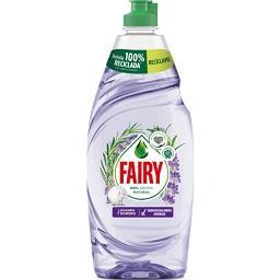 Detergente líquido manual loiça lavanda e alecrim
