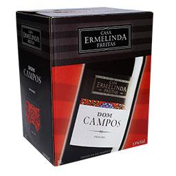 Vinho tinto regional, península de setúbal, bag-in-b...