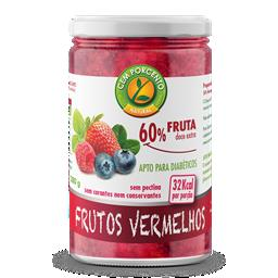 Compota frutos vermelhos 60% fruta