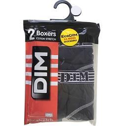 Boxers pretos tamanho 2