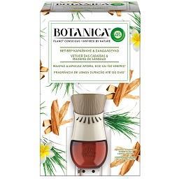 Ambientador elétrico botanica Vetiver das Caraíbas &...