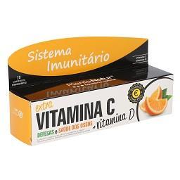 Extra vitamina c + vitamina d