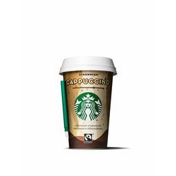 Discoveries cappuccino