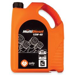 Óleo Multidiesel 15w40