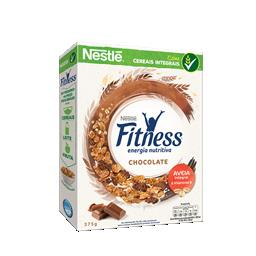 Cereais fitness chocolate