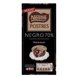 Chocolate culinário 70% cacau