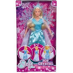 Princesa cristais de gelo