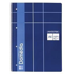 Caderno Universitário A4 Pautado