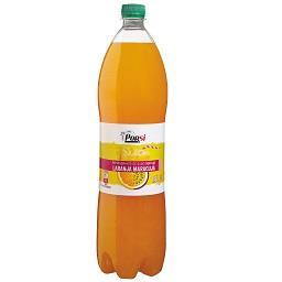Refrigerante sem gás, laranja/maracujá